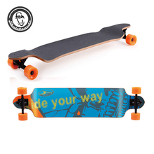 High quality Canadian maple skate long board hoverboard skateboard decks self balancing electric scooter factory
