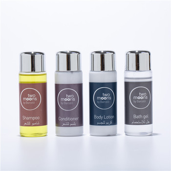 Omni Nh 5 Star Hotel Shampoo And Shower Gel