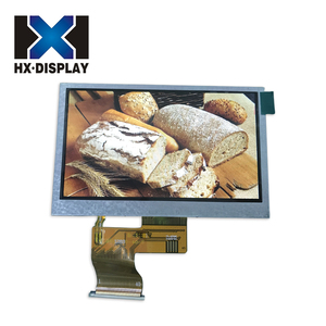 China Big Factory Good Price 4.3 inch lcd display ips view angle panel