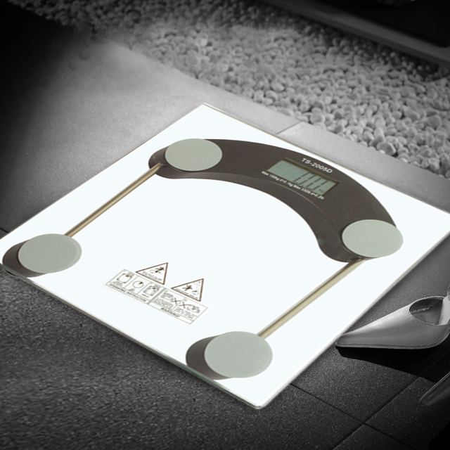 Glass Basic Model Weight Scale / Human Body Weight Bathroom Scale /Weight Scale Sensor