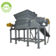 Good system stability tire recycling shredder rubber cutting machine