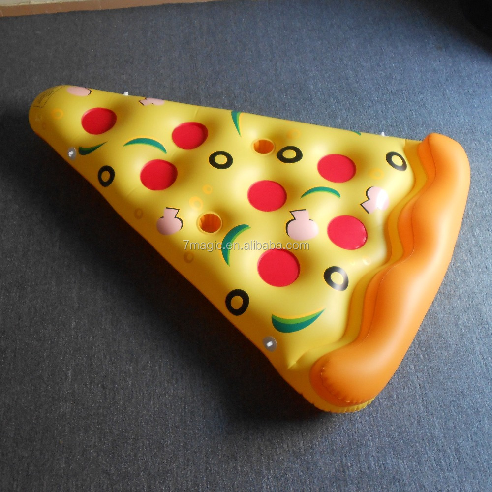High Quality Pizza Slice Float Mattress/inflatable Pizza Float ...