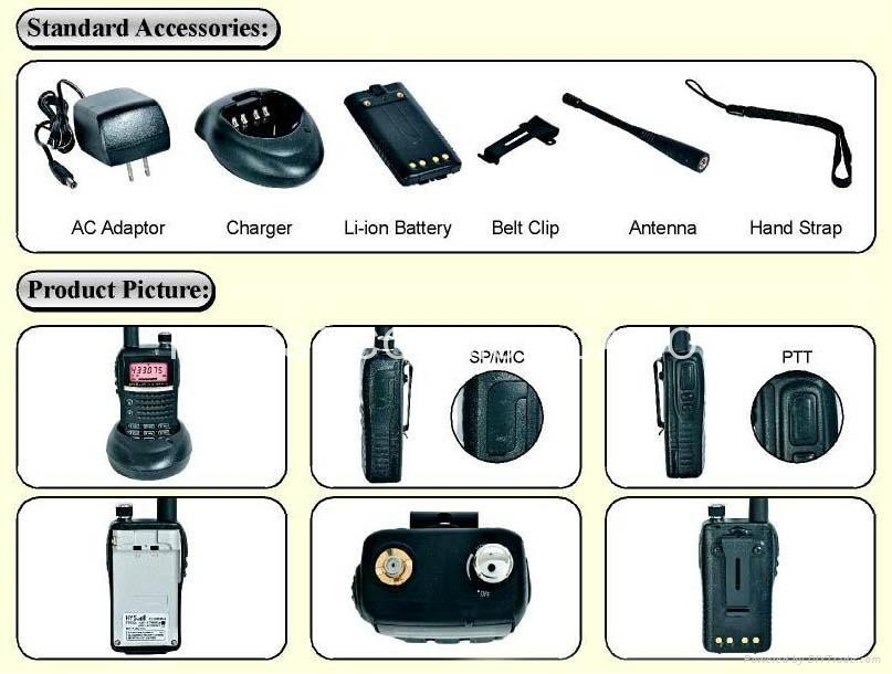 Long Distance Frequency Radio With Lpd/frs/pmr Shift Tc-6100plus - Buy  Radio,Radio Frequency,Long Distance Radio Product on Alibaba com