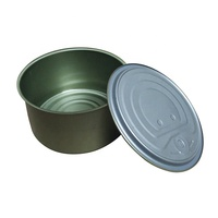 Peel Off End EOE Spam Tin Bottle Can Easy Open Lid Cans 65mm,Milk Powder Can Ring Pull with Easy Peel Off Lids