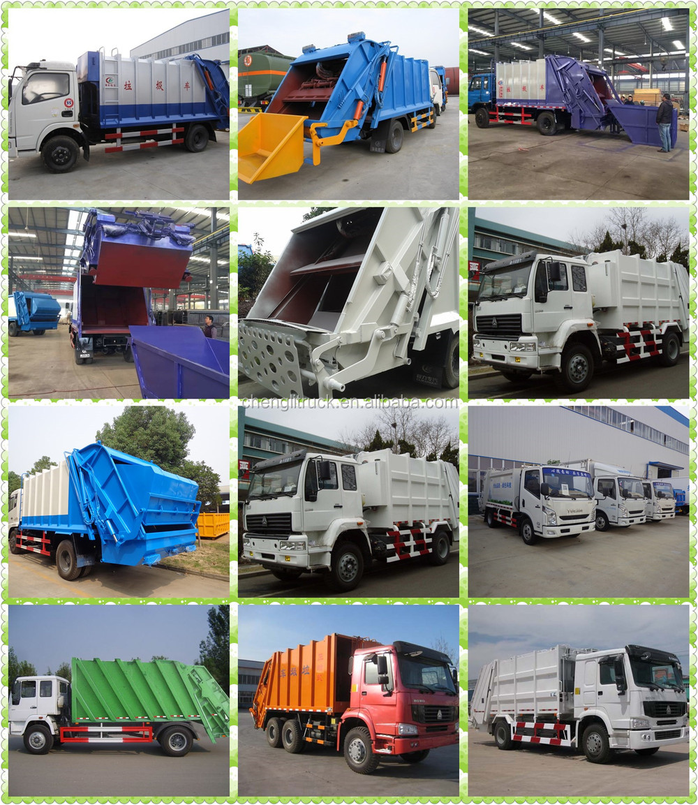 used garbage compactors for sale. garbage truck for sale yuejin hp
