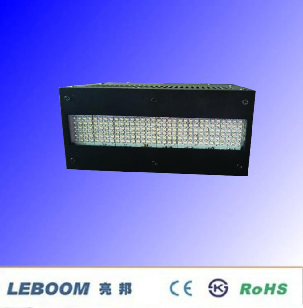 300W uv curing led lamp for bottle printing