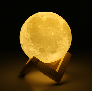 Creative Hot Selling Colorful Light children Light 3D Moon light Lamp