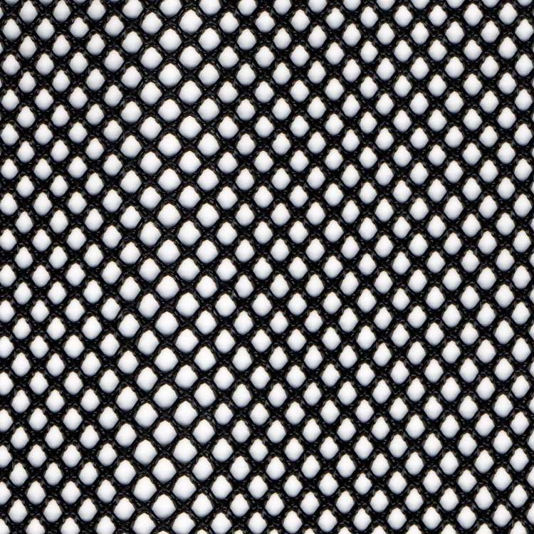 230gsm black polyester mesh fabric for shopping bag