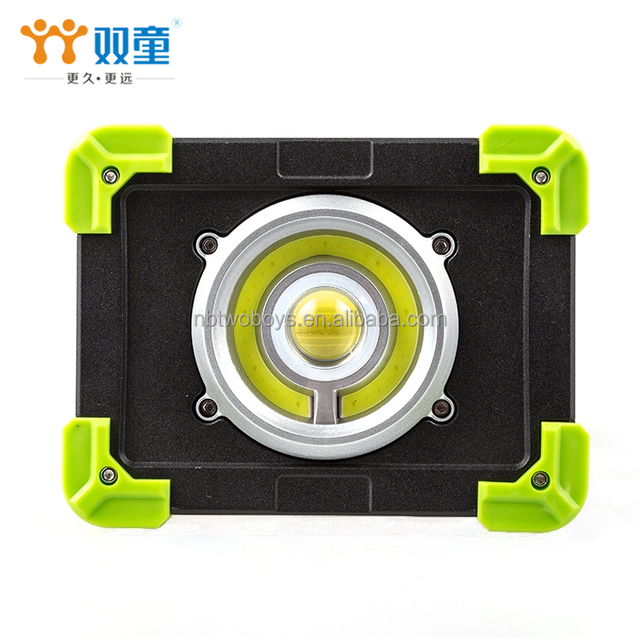 Buy cheap china led work light china products find china led work st 9310 20w20w china commercial electric portable handle held cob rechargeable led aloadofball Images