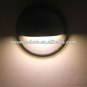 12v Half-moon Outdoor Led Step Light/ Stair Light Ip65(sc-b106b ...