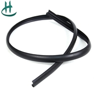 PVC EPDM car roof glass rubber window strip seal gasket