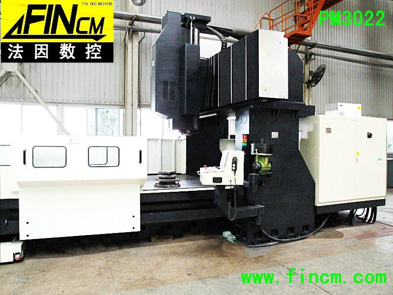 CNC Boring & Freesmachine Model PM3022