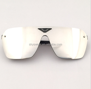 Wholesale Custom Sunglasses,Fashionable White Siamese Sunglasses(SWTAA3220)