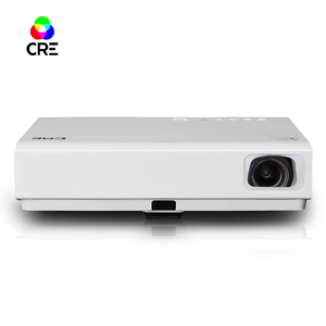 Hot selling android 4.4 dlp portable proyectores 3led 1080p on hdmi television projector with dmd chip