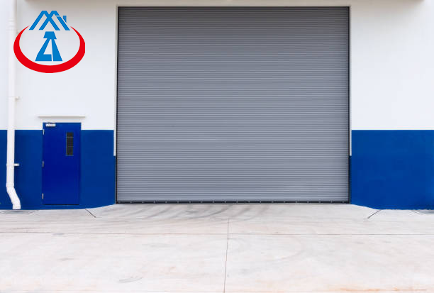 product-Seacurity Safety Stainless Steel Roller Shutter Door For Commercial-Zhongtai-img