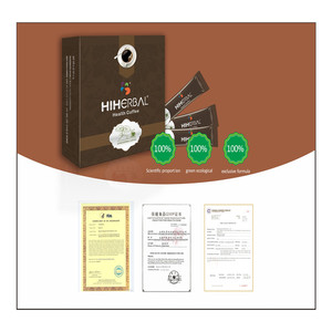 Chinese private label herbal instant coffee