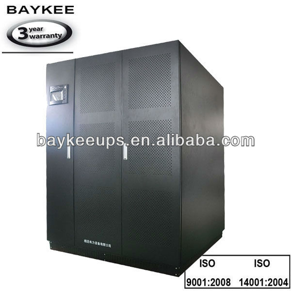 large capacity ups 400 kva three phase low frequency online ups