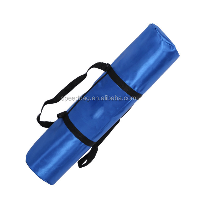 High Quality Manufacturer Durable Private Label Fitness eco friendly colorful canvas yoga mat bag