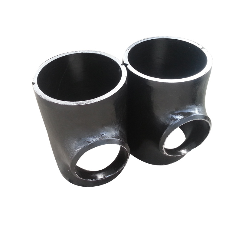 Galvanized tee joint pipe tube pipe fittings