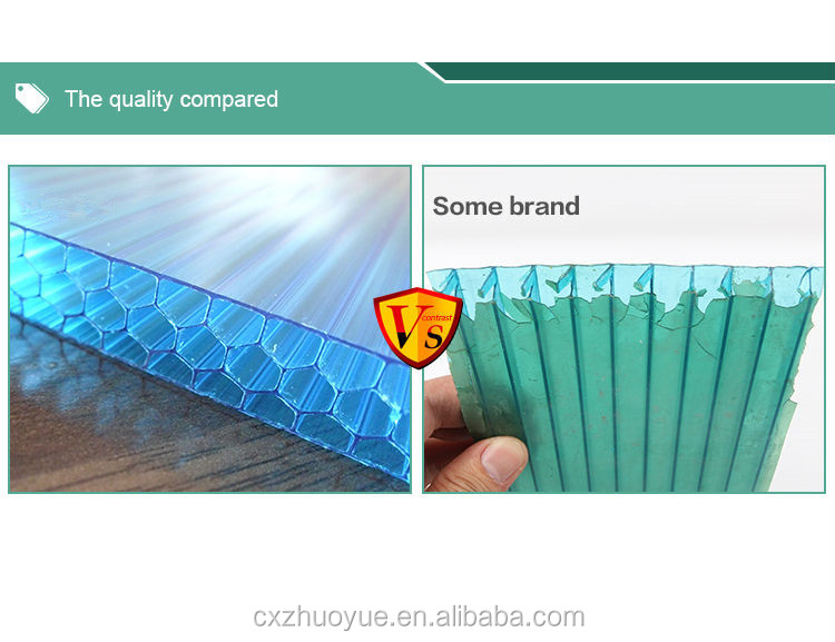 Low Cost Top Quality Solid Polycarbonate Sheet For Plastic