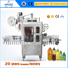 Modern design machine pet bottle shrink sleeve labeling with good price