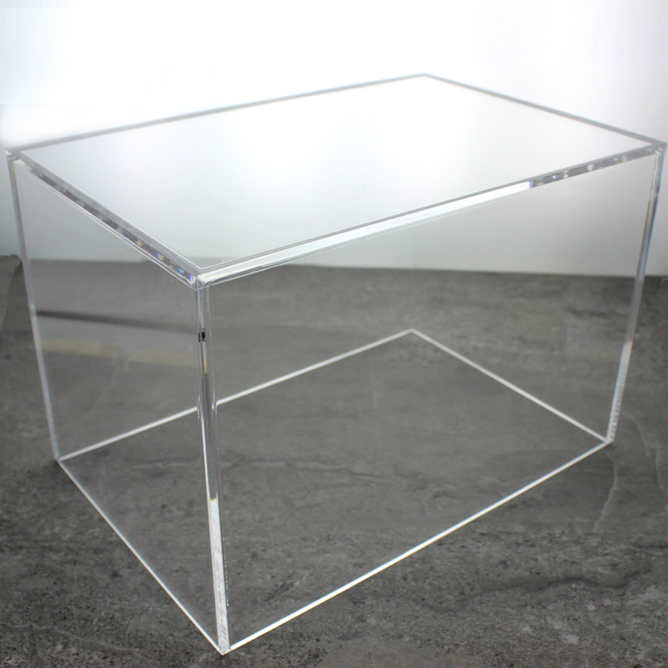 Lovely Clear Acrylic Display Box With Hinged Lids Wholesale, Acrylic Display  Suppliers   Alibaba