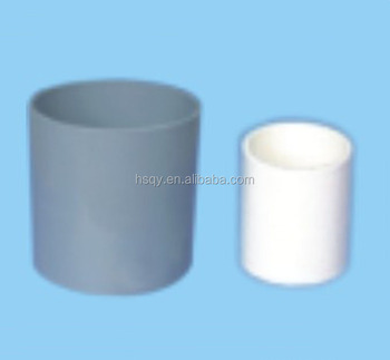 how to cut large pvc pipe straight