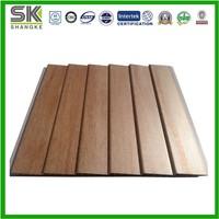 Wood laminated indoor wall Z panel