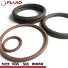 FFKM KALREZ EPDM FKM FPM Nitrile buna-n O-ring Seals Soft Colored NBR buna Rubber ORing