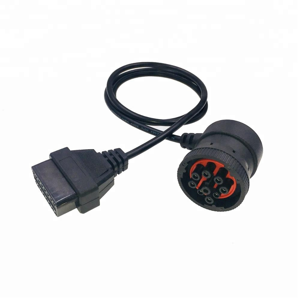 J1939 9 Pin Deutsch To Obd2 Cable International 4700 Wiring Diagram Suppliers And Manufacturers At