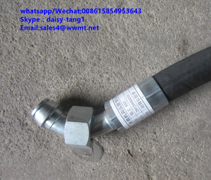 29130008951 2913000410 OIL PIPE OF LIFTING CYLINDER used in LG933l LG936l LG946l WHEEL LOADER PARTS