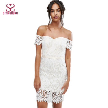 Customize Design Women Clothes Sexy Summer Lace Dresses