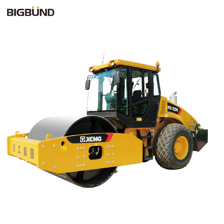 XS123H  Official Vibratory Compactor Road Roller For Sale
