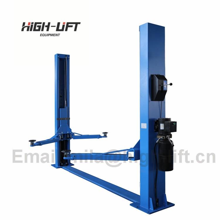 4000kg Capacity In Floor Car Lift High Lift Auto Ramps Buy In Floor