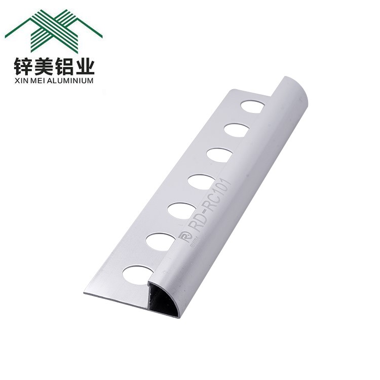 High quality metal tile strip direct to sell