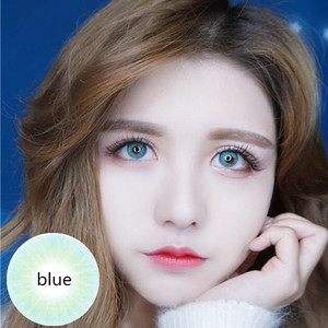 PET hollywood contact lens high quality color soft comfortable lenses colored eye yearly wholesale hidrocor CK36L