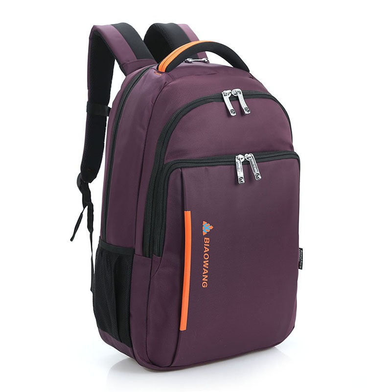 best stylish college student canvas backpack detachable laptop backpack b1956f59ab2b