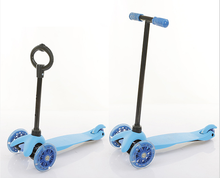 foot scooter 2 in1 /multi funcions kick scooter for children/hot sale baby pedal scooter multi colors