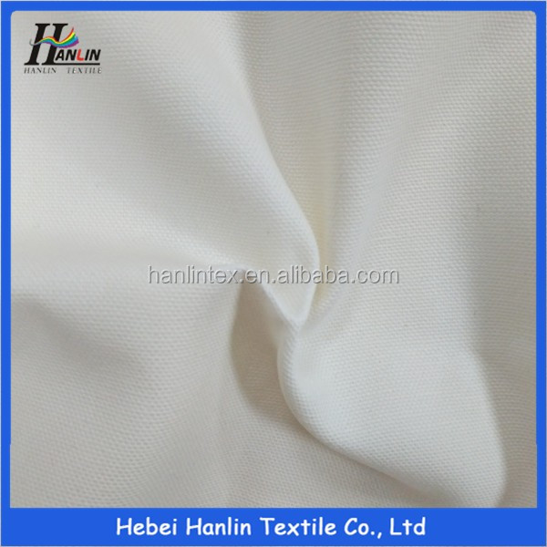 handy craft canvas cotton fabric solid color and china canvas fabric market wholesale