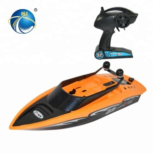 powerful motor high speed toy long range rc boat kits for playing