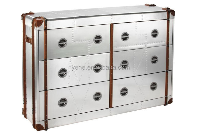 Richards trunk chest of drawers,side cabinets