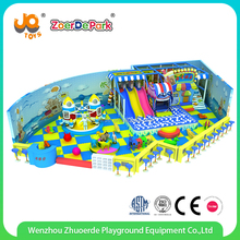 Amusement Park Fun City Kids Giant Inflatable Indoor Playground for Sale