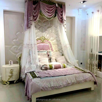 Luxury Princess Bed Girls Princess Beds Hand Made French Birch Wood Bed -  Buy Kid Bed,Coach Bed,Fanciful Coach Bed Product on Alibaba.com