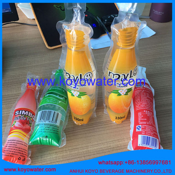 Stand Up Pouch Filler Fruit Pulp Malaysia Juice Bag Filling Machine