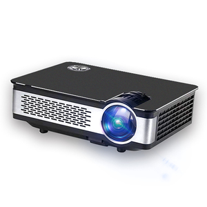 OEM Service High Definition 1080P Full HD Video LCD Multimedia Projector