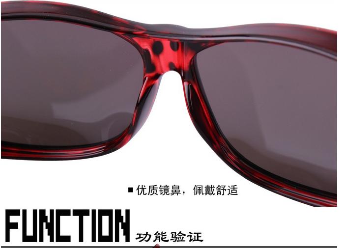 44020ce26908d China Factory Wholesale flip up sunglasses polarized fitover sunglasses  uv400