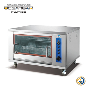 manufacturing chicken rotisserie for sale for buffet