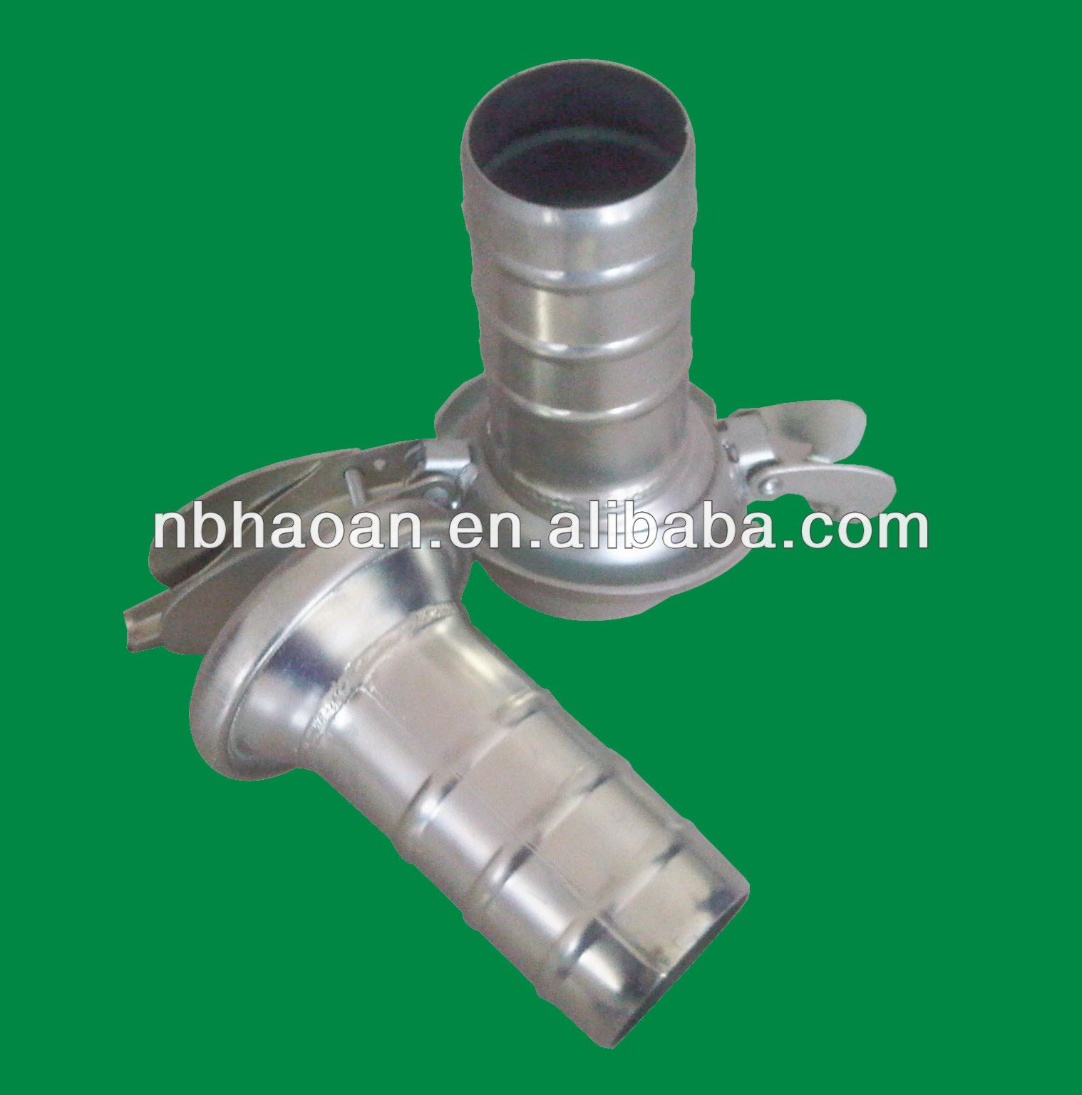 Plated Bauer Joint / Ball And Socket Coupling / Bauer Connector