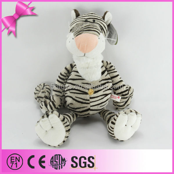 rich individual character design fierce animal plush toy tiger