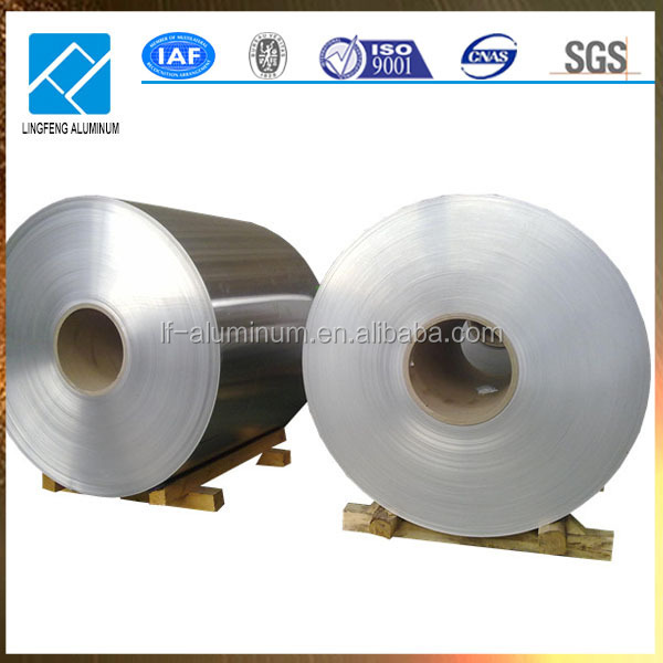 3003 Mill Finish Aluminum Roofing Coil